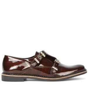 Miista Double Monk Strap Oxfords